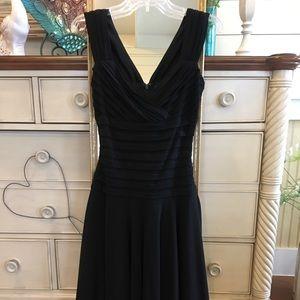 LBD - Size 6 black sleeveless dress